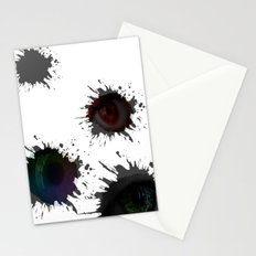 SEEING_EYES Stationery Cards