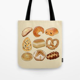 Delicious Baked Goods Tote Bag