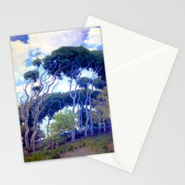 Guy Rose Laguna Eucalyptus Stationery Cards