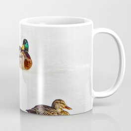 3 Mallards Coffee Mug