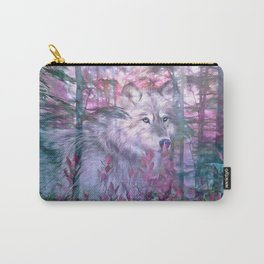 Forest Ghost Carry-All Pouch