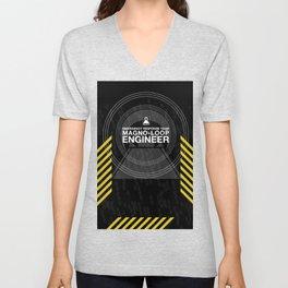 Magno-loop Engineer 2 Unisex V-Neck