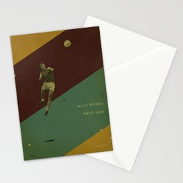 West Ham - Bonds Stationery Cards