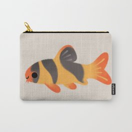 Clown loach Carry-All Pouch