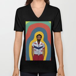 The One and Only Childish Gambino Unisex V-Neck