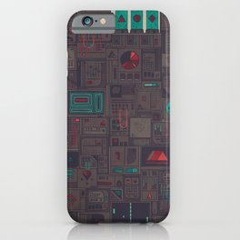 AFK iPhone Case