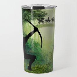 Robin Hood Travel Mug