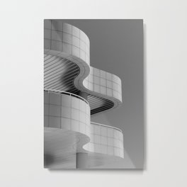 Getty Exterior No.1 Metal Print