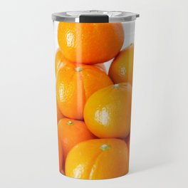 Oranges 2 Travel Mug
