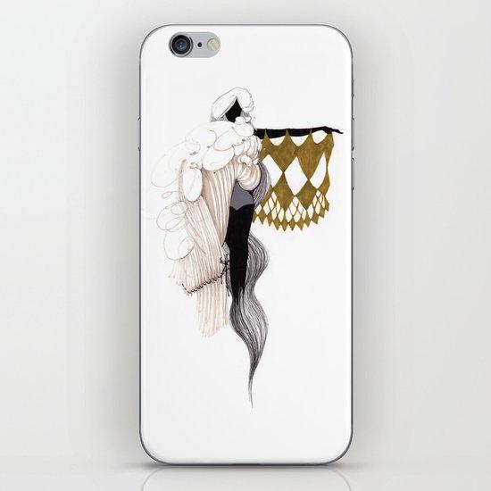 SHAMAN WOMEN iPhone & iPod Skin