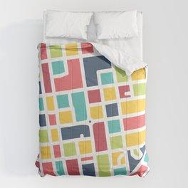 Lancaster, PA Block Map Comforters