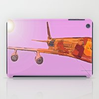 aviation iPad Cases featuring AVIATION by PALEOMODERN