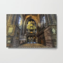 God Is With You Always Metal Print