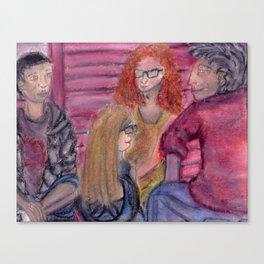 September 24th Canvas Print