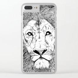Kai Clear iPhone Case