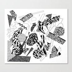 Levitate Canvas Print