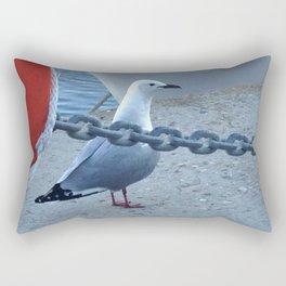 The Cape Town gull Rectangular Pillow