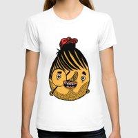 ferrari T-shirts featuring Freddie Ferrari by crapAdoodle