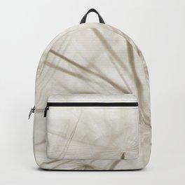 Dandelion Neutral Closeup Backpack