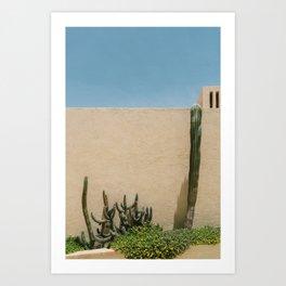 Cabo Architecture Art Print