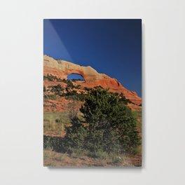 Wilson's Arch Metal Print