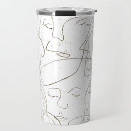 Uinuvat / The Sleepy Heads Travel Mug