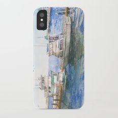 Tranquility iPhone X Slim Case