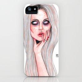 Lindsay Lohan No. 3 iPhone Case