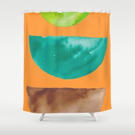 1   | Imperfection | 190325 Abstract Shapes Shower Curtain