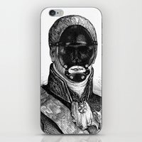 bdsm iPhone & iPod Skins featuring BDSM XXI by DIVIDUS