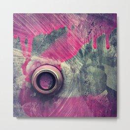 Graffiti Abstraction 2 Metal Print