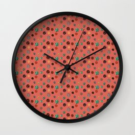 Losing My Marbles PINK Wall Clock