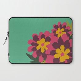 Flowers for Lola Laptop Sleeve