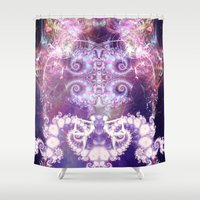 engineer Shower Curtains featuring THE ENGINEER by AC DESIGNS