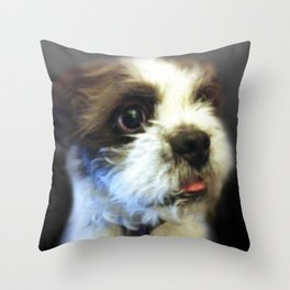 Surprise! Throw Pillow