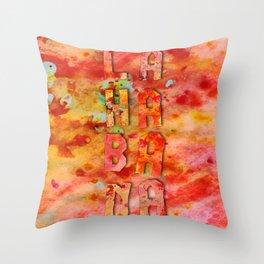 La Habana - CUBA Throw Pillow