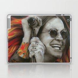 'Ozzy's Fire' Laptop & iPad Skin