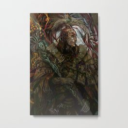 Ordinator and Dagoths Metal Print