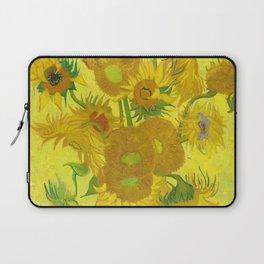 Sunflowers - Van Gogh Laptop Sleeve