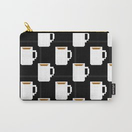 coffee mug pixel Carry-All Pouch