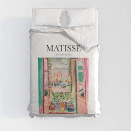 Matisse - The Open Window Comforters