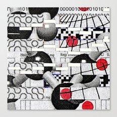 PD3: GCSD87 Canvas Print