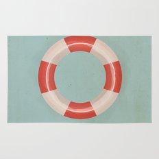 Lifebuoy Rug