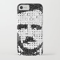 poe iPhone & iPod Cases featuring Poe by Artstiles
