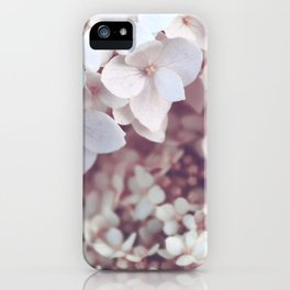 Flower photography by Olesia Misty iPhone Case