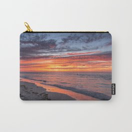Sunset at Bean Point 4 Carry-All Pouch