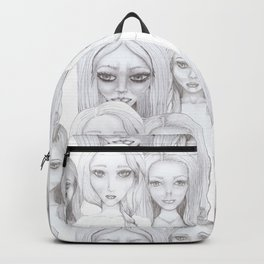 Strong Women Backpack