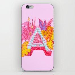 Jungle Fever A iPhone Skin