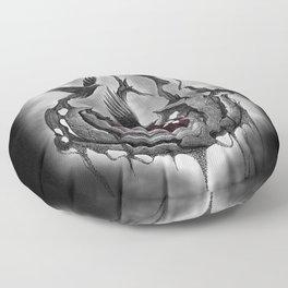 Mangekyou sharingan Floor Pillow