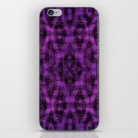 ikat iPhone & iPod Skins featuring Ikat by Charlene McCoy